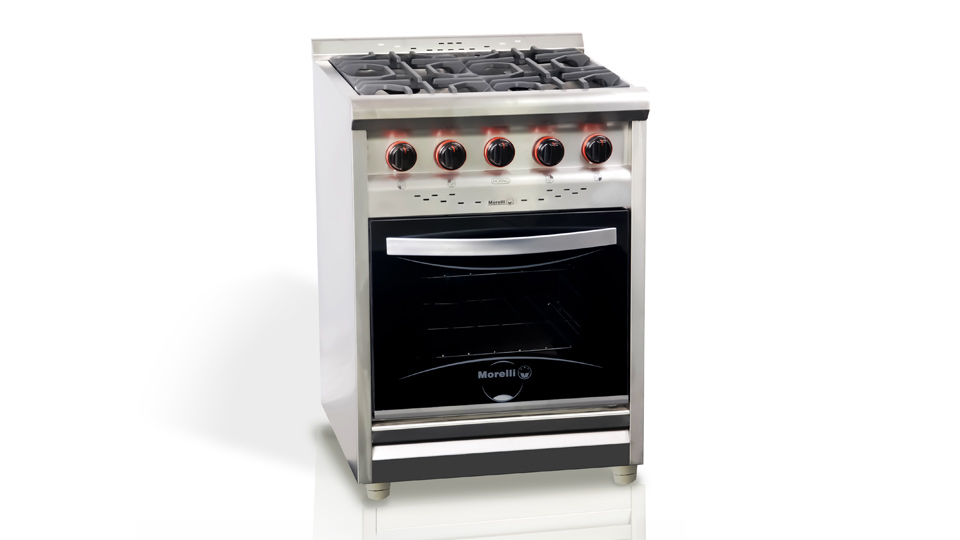 Cocina morelli 600 visor 60cm casa eduardo gran - Cocinas murelli ...